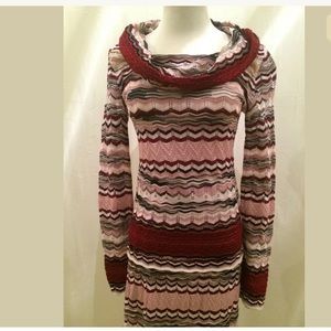 Vintage MISSONI 2 Pc Outfit Skirt Top AUTHENTIC